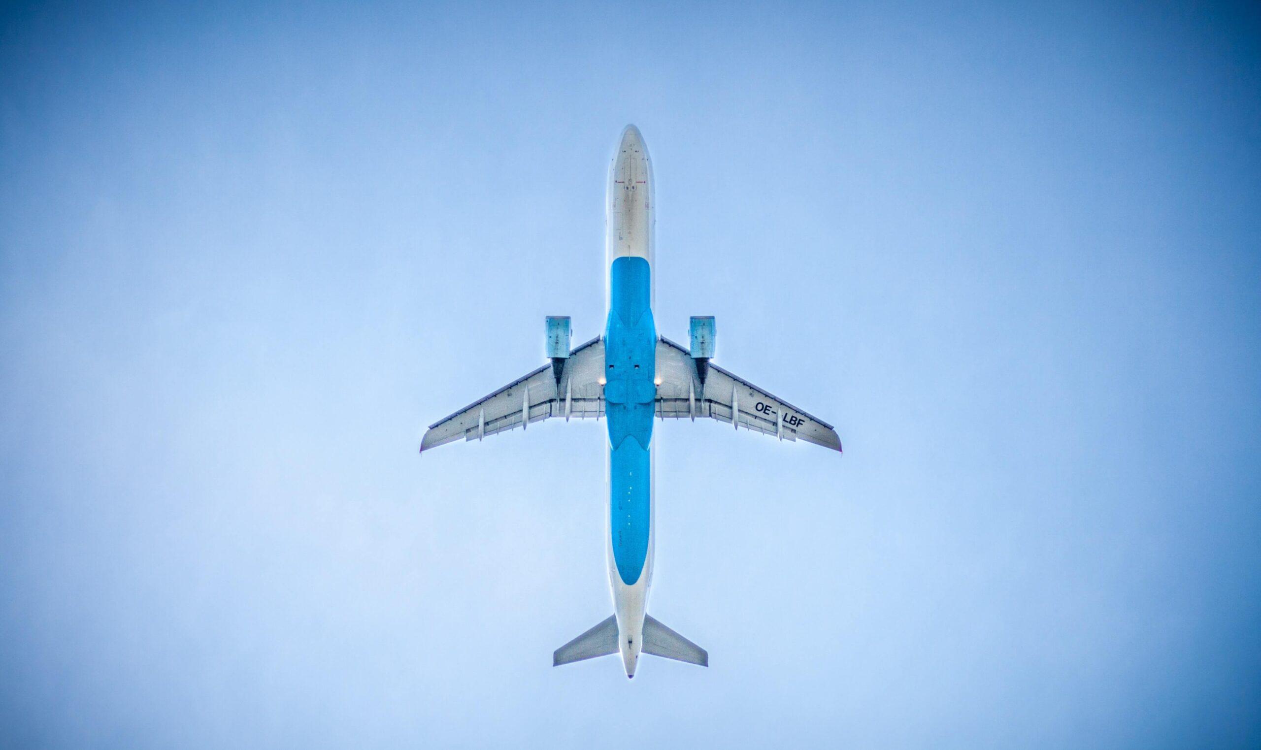 Hvor Højt Flyver Passagerfly?