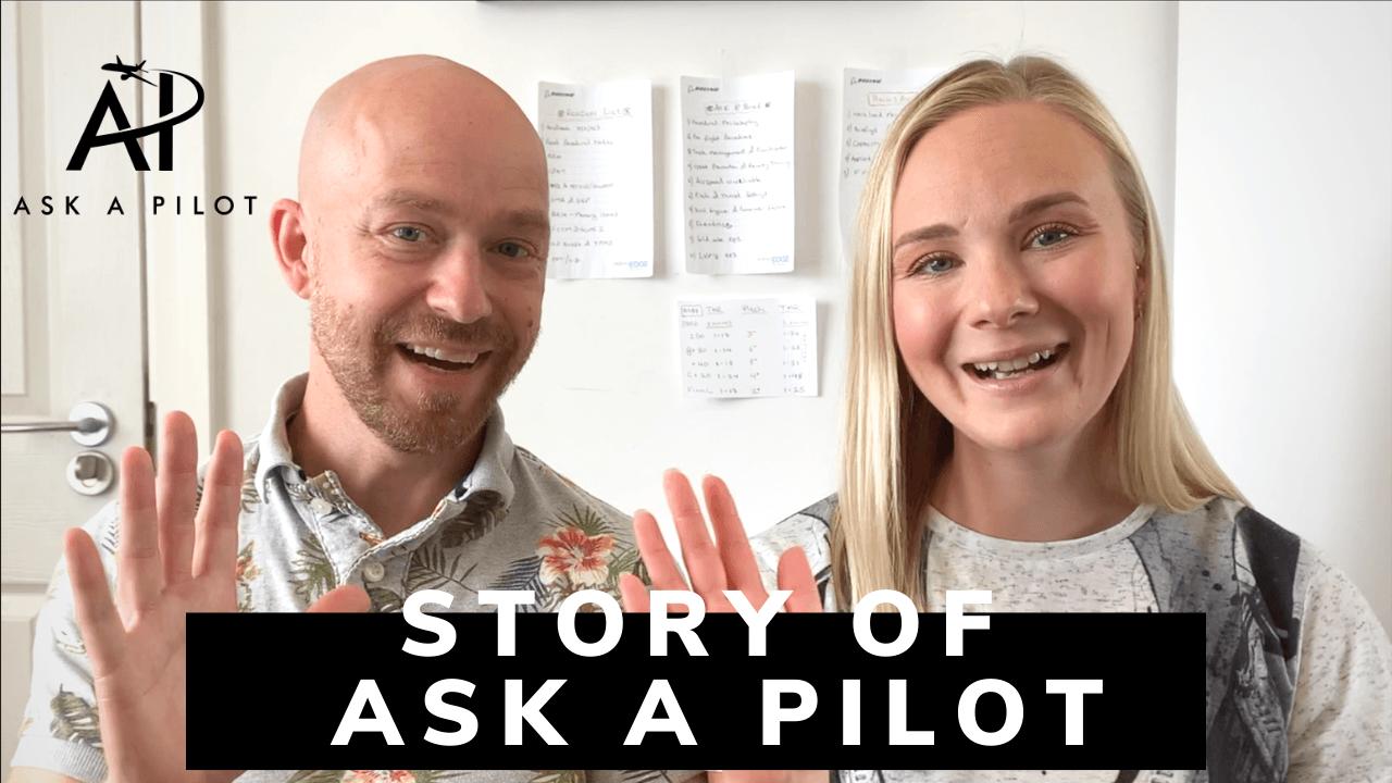 Historien Om Spørg Piloten