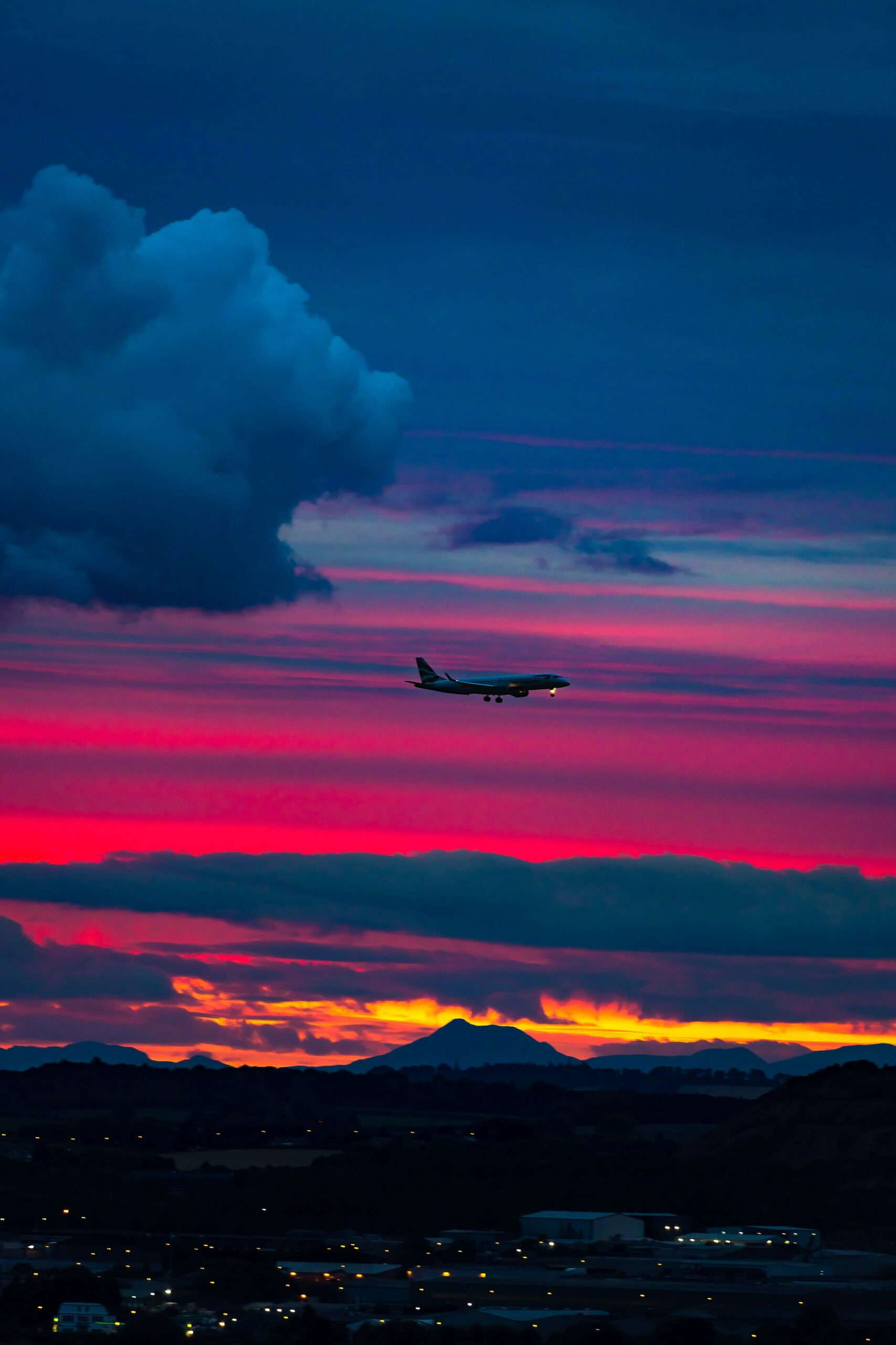 Anflyvning