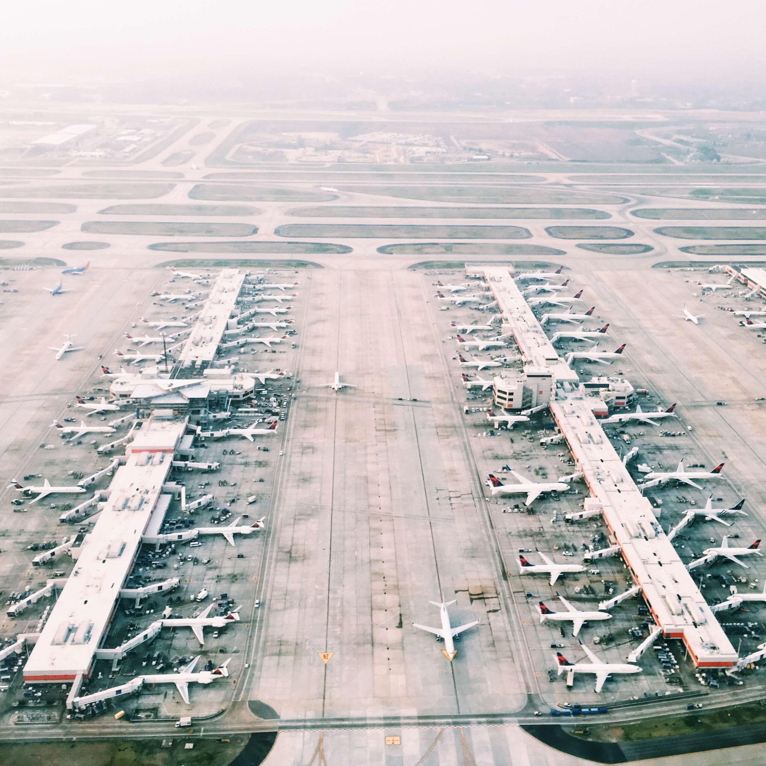 Store Vs Små Flyvemaskiner