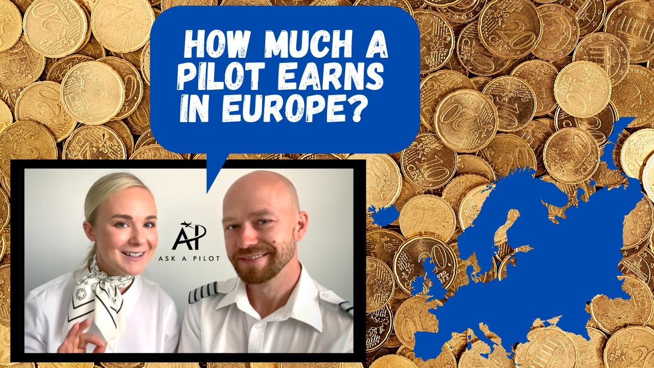 Pilot Løn