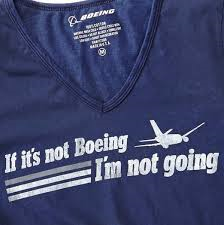 if it is not a Boeing I'm not going