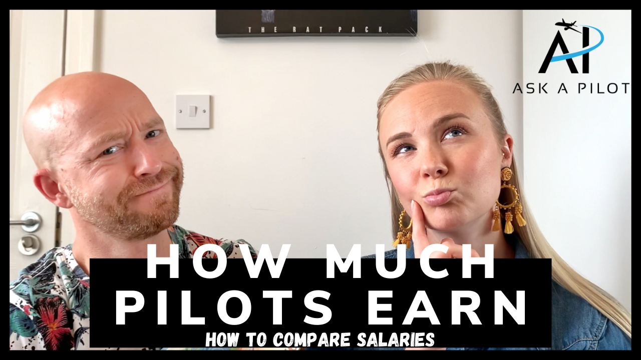 How Much Pilots Earn Thubnail