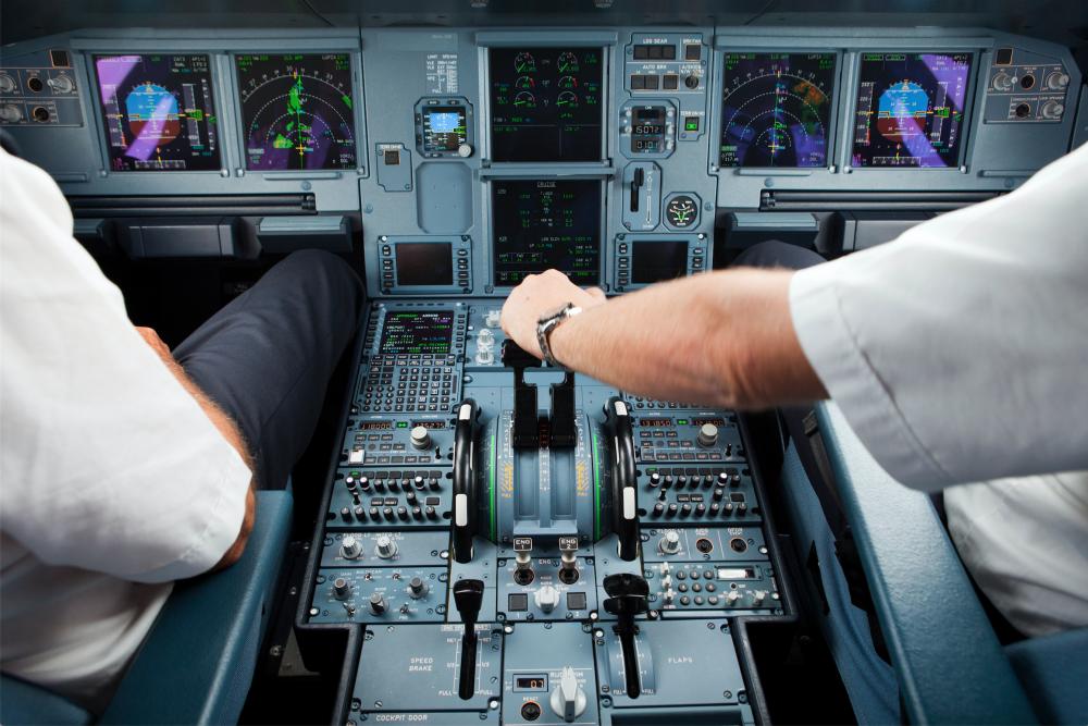 Kan Det Passe, At Piloter Bruger En Anden Form For Tidsregning?