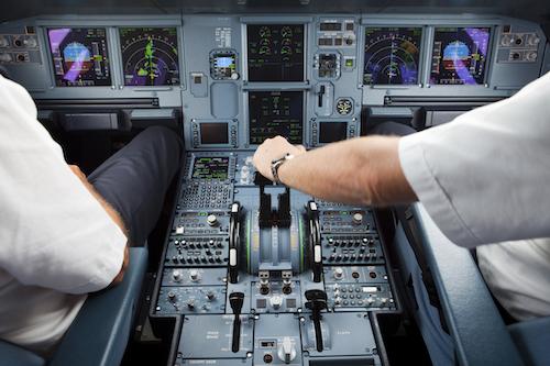 Cockpit Leveler