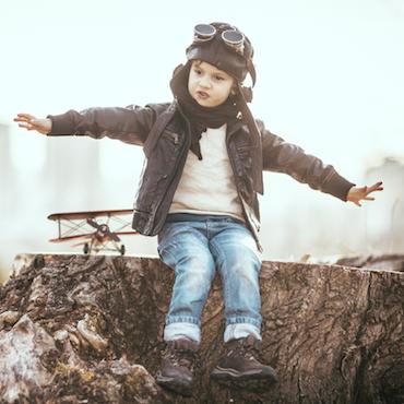 Gratis Julegave Fra Os Til Dig, Der Drømmer Om At Blive Pilot