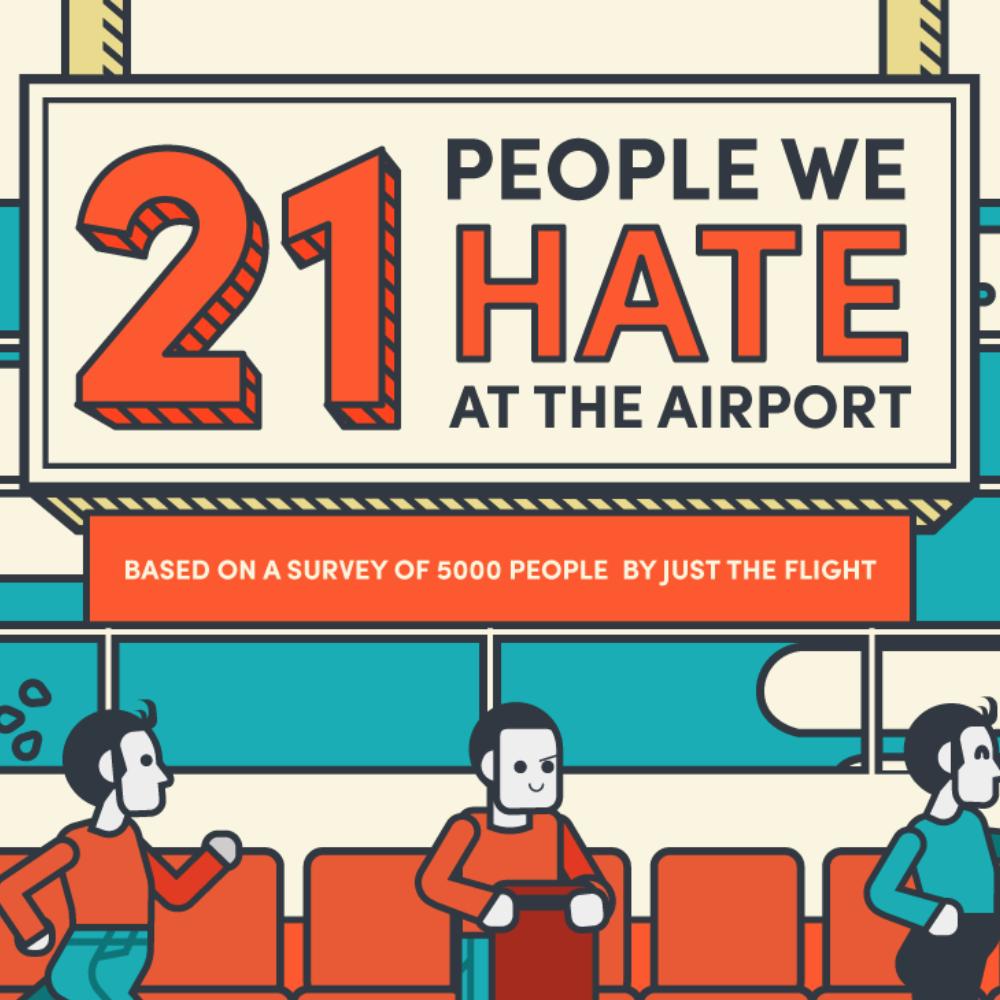 Folk Vi Hader I Lufthavnen