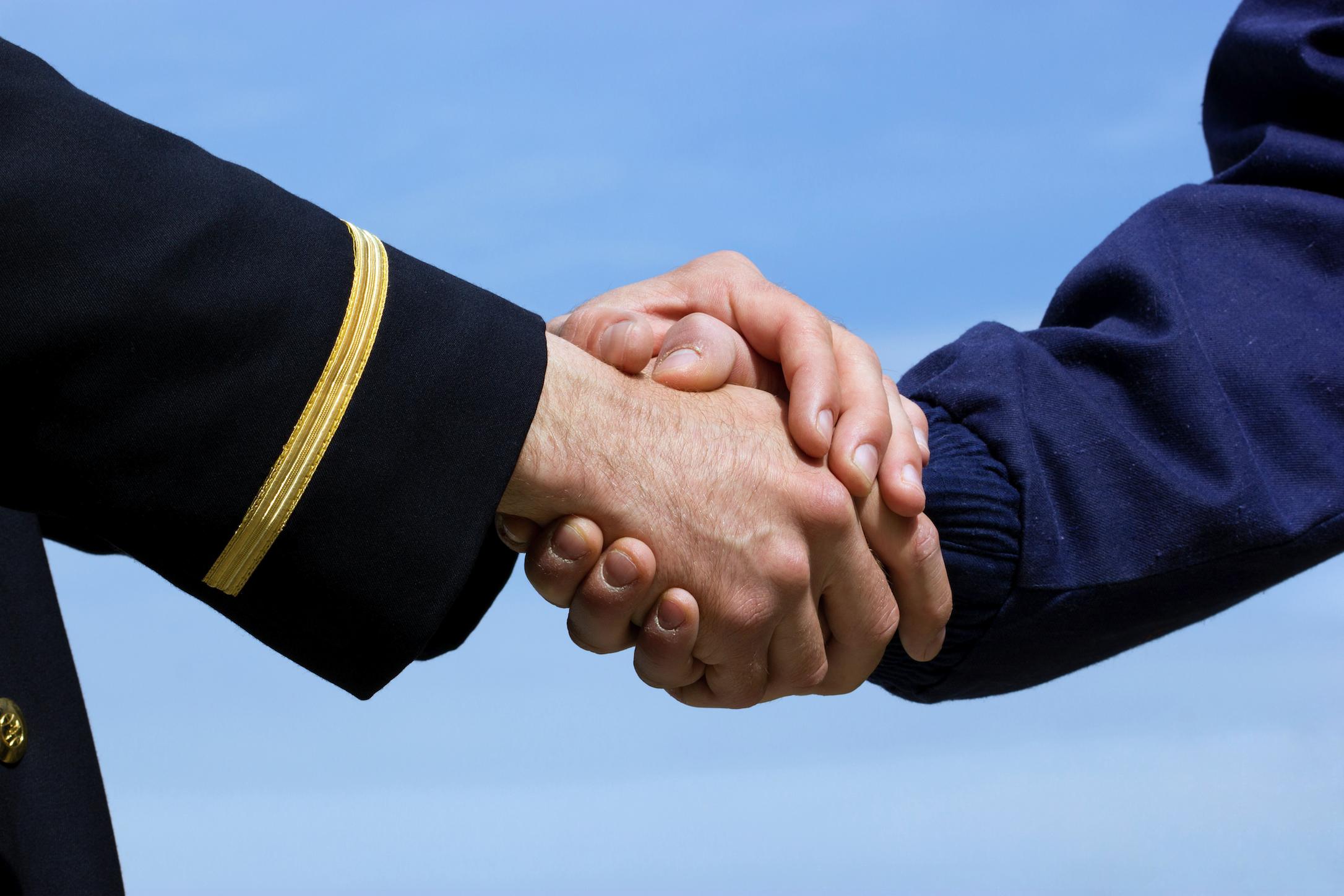 Godt Nyt For ALLE Nye Piloter – Stærkt Samarbejde!