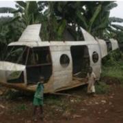 Flyvning For Røde Kors I Afrika
