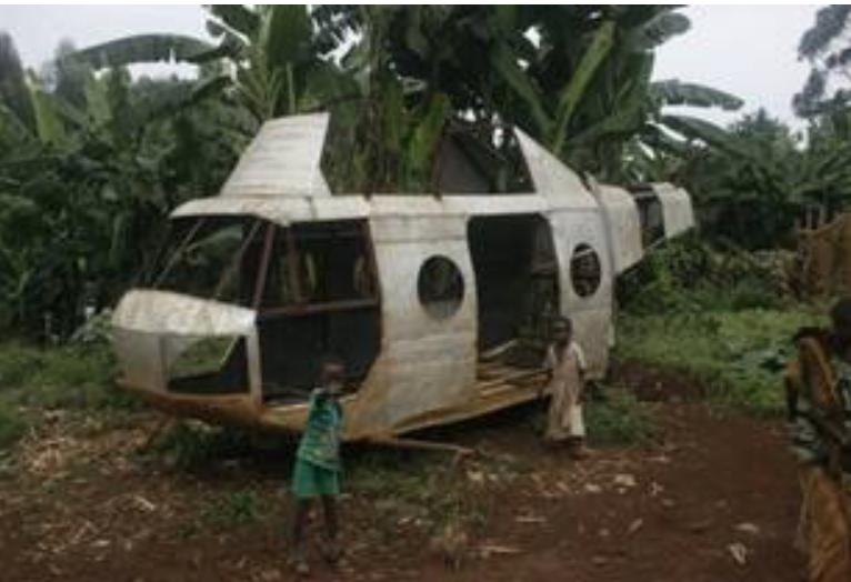 Dansk Kvindelig Pilots Beretning Om Røde Kors Flyvning I Afrika…