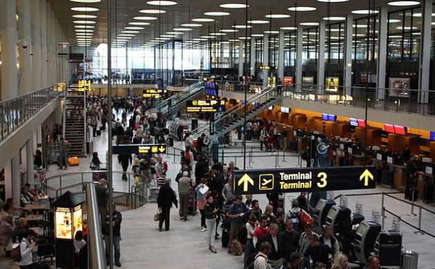 Hvor Mange Mennesker Flyver Ud Af Københavns Lufthavn?
