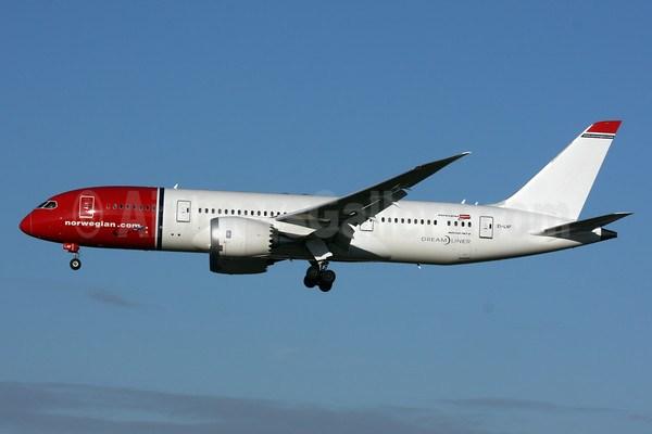 Norwegian.com 787 8 EI LNF (02)(Apr) LGW (SA)(46) M