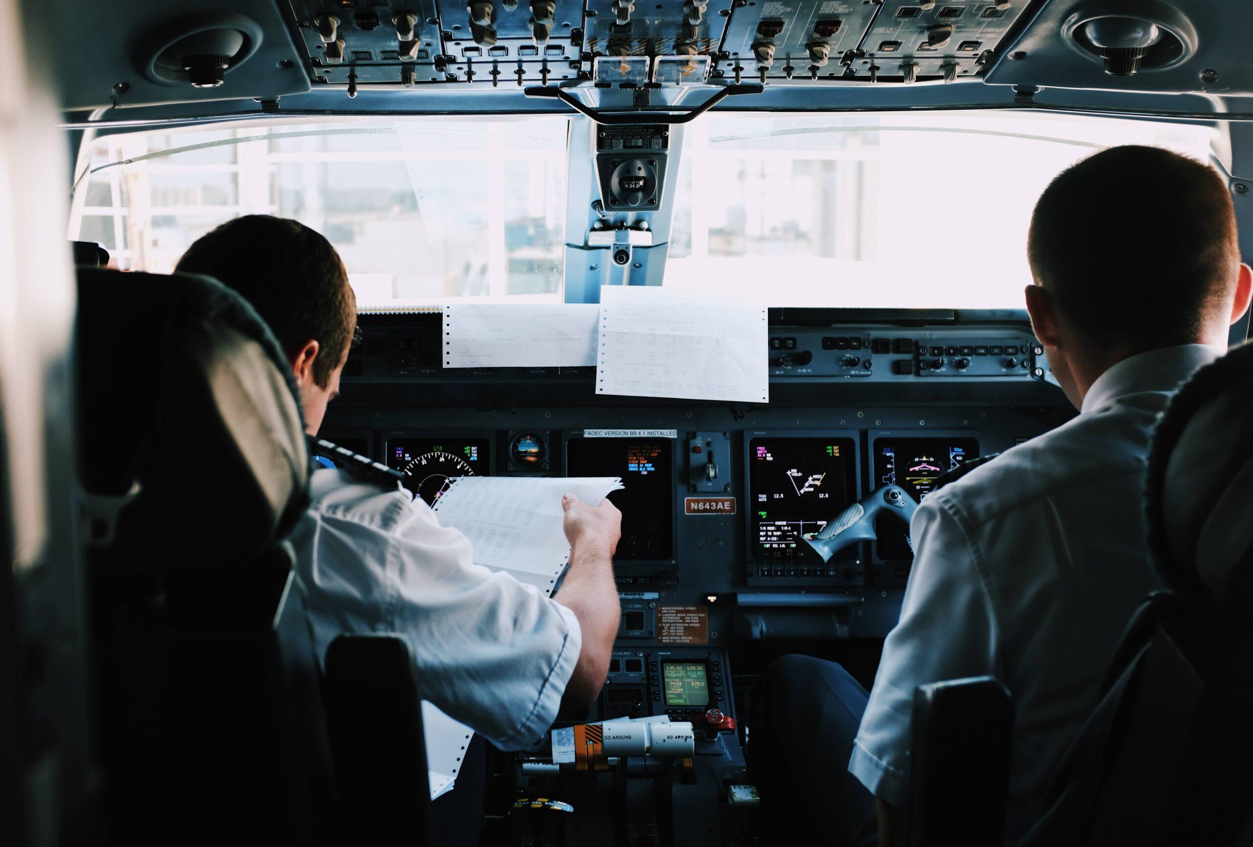 Hvordan Er Arbejdsmiljøet Som Pilot?