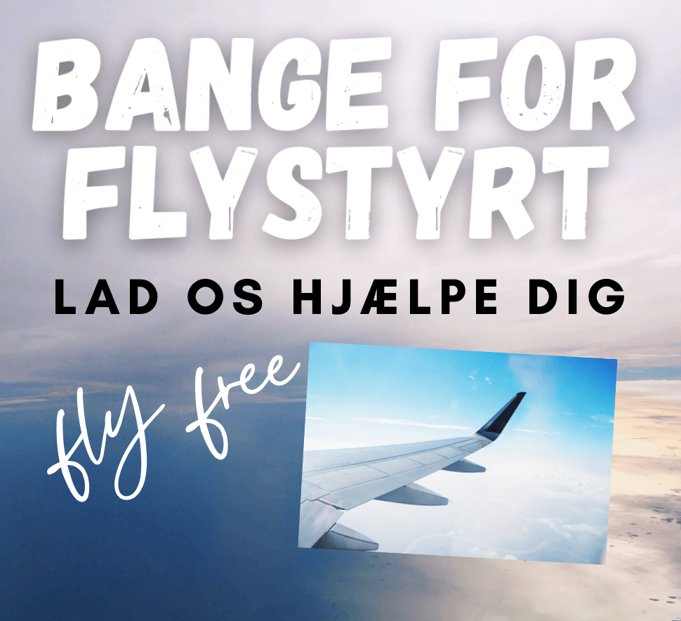 Bange For Fly-styrt