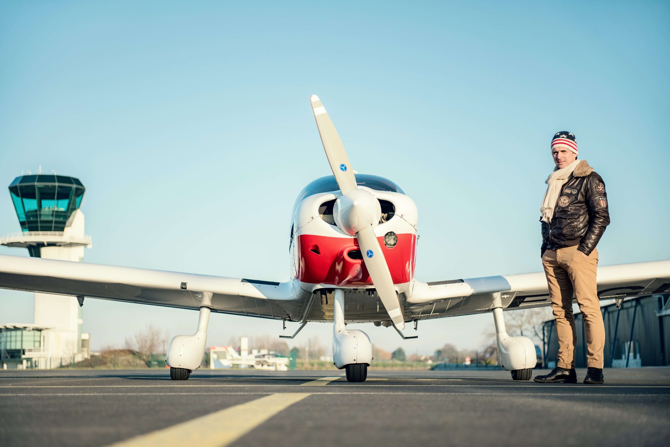 Pilotuddannelse. I Tvivl Om Valg Af Pilotskole
