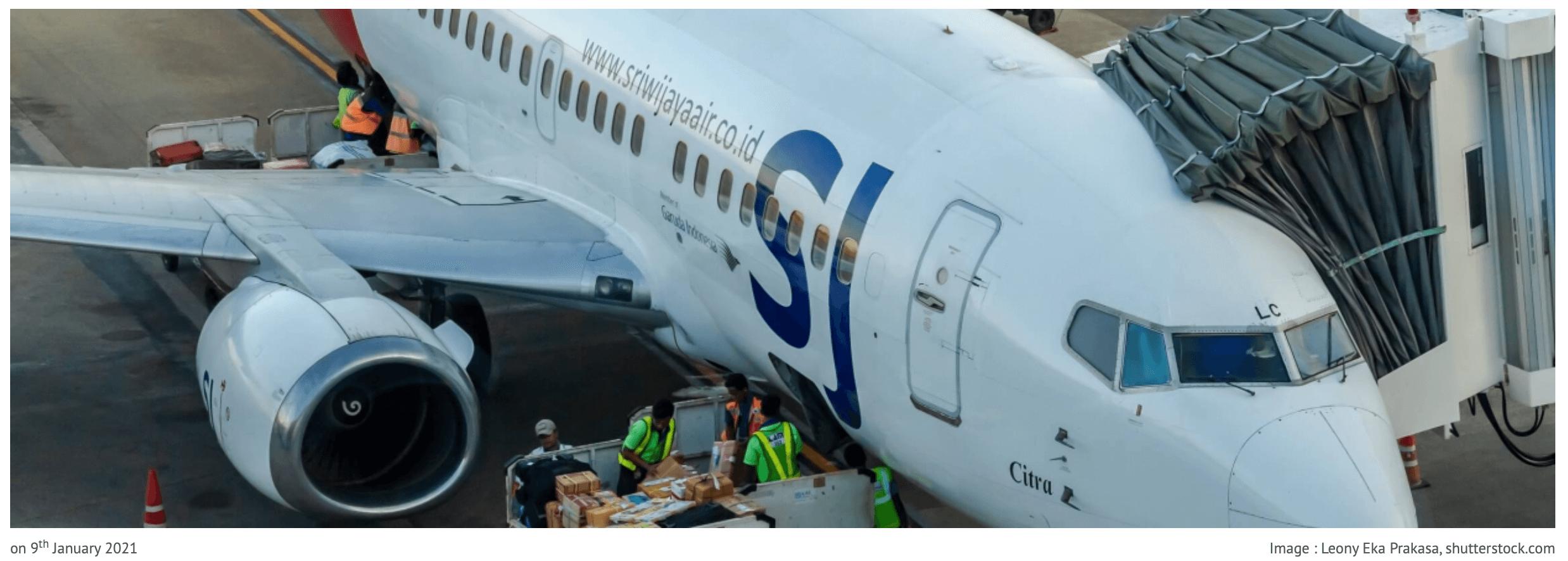 SJ182 Flyulykke I Indonesien