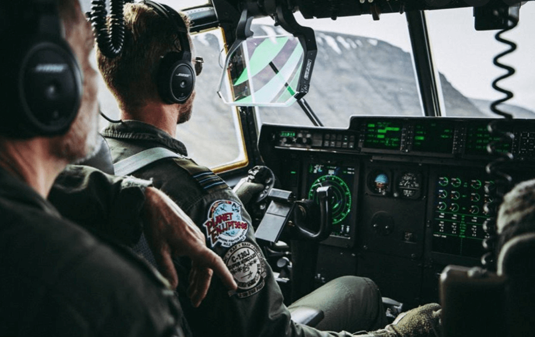 Helikopter Pilot I Forsvaret